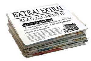 newspaper stake